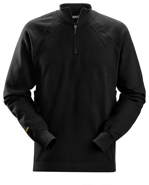 2813 ½ Zip sweatshirt with MultiPockets™