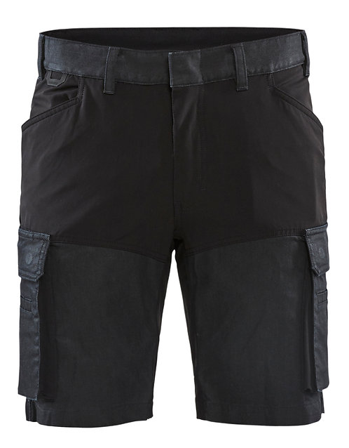 Blaklader 1437 SERVICE SHORTS WITH STRETCH