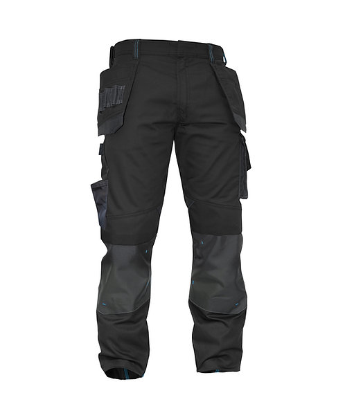 DASSY® MAGNETIC Two-tone work trousers with multi-pockets