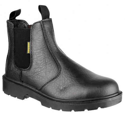 FS116 Black Dealer Boot