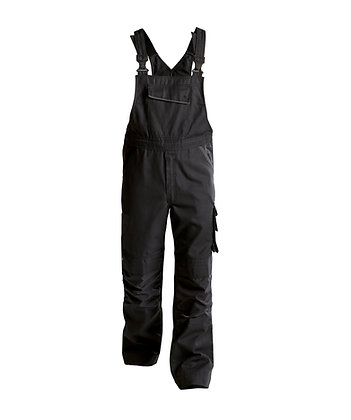 DASSY® BOLT Canvas brace overall with knee pockets