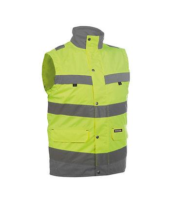 DASSY® BILBAO High visibility body warmer