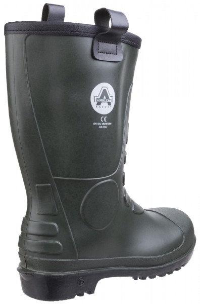 FS97 PVC Rigger Boot