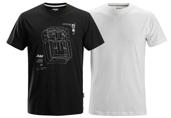 2522 T-shirt x 2