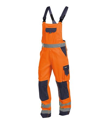 DASSY® TOULOUSE High visibility brace overall
