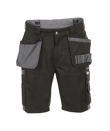 DASSY® MONZA Two-tone work short with multi-pockets