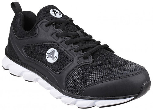 AS707 Lightweight Non Leather Safety Trainer