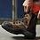 Thumbnail: ROCKY IGS GAUCHO S3 WATERPROOF ZIP-SIDED HIKER