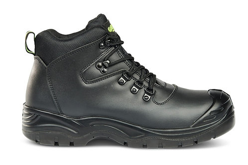 JUPITER Black Mid-Cut Safety Boot