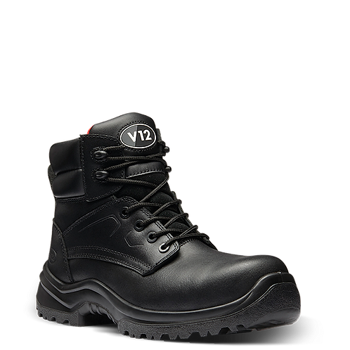 OTTER STS BLACK S3 SRC DERBY BOOT