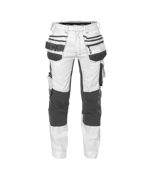 DASSY® FLUX PAINTERS Work trousers with stretch, multi-pockets and knee pockets