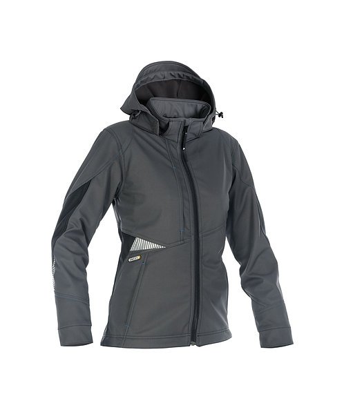 DASSY® GRAVITY Womens Two-Tone softshell jacket