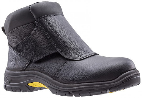 AS950 MOLTEN Welding Safety Boot with FR leather & thread