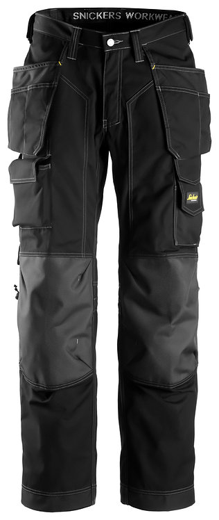 3223 Floorlayer Holster Pocket Trousers, Rip-Stop