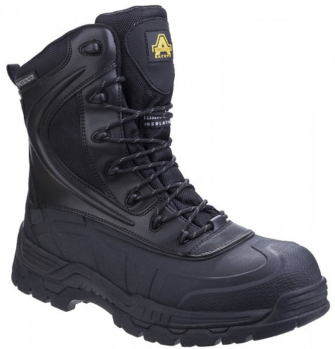 AS440 Skomer Hybrid Metal Free Hi-leg Waterproof Safety Boot