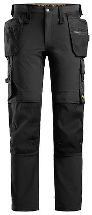 6271 AllroundWork, Full Stretch Trousers Holster Pockets