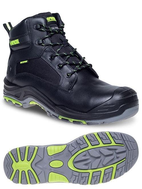 DAKOTA Black Metal Free Waterproof Safety Boot