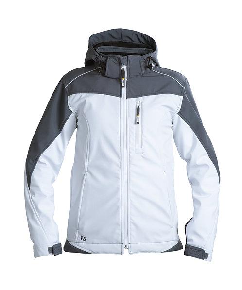 DASSY® JAKARTA WOMENS Two-tone softshell jacket