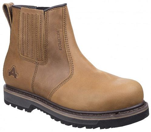 AS232 WORTON Waterproof Goodyear Welted Dealer Boot