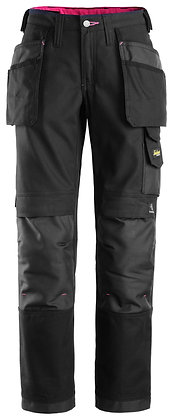 3714 Woman's Canvas+ Holster Pocket Trousers