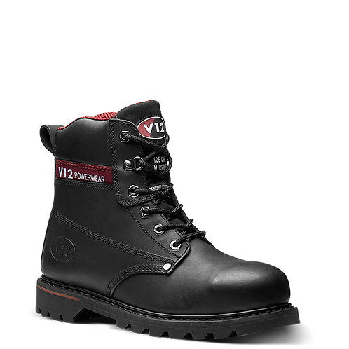 BOULDER BLACK S3 DERBY BOOT