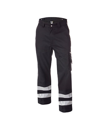DASSY® VEGAS Work trouser with reflective tape