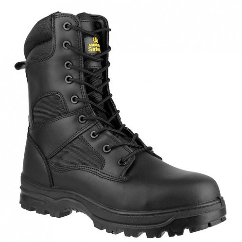 FS009C Composite Leather High Boot with Padded Collar