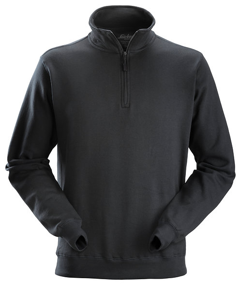 2818 1/2 Zip Sweatshirt