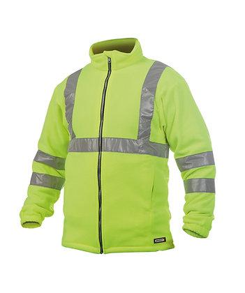 DASSY® KALUGA High visibilty fleece jacket