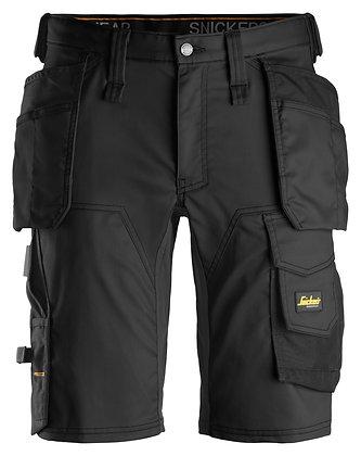6141 AllroundWork, Stretch Shorts Holster Pockets