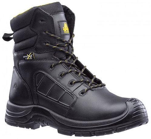 AS350C Berwyn Hi-Leg Waterproof Metal Free Metatarsal Safety Boot