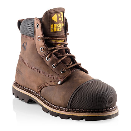 Buckler Boots B301SM Safety Lace Boot