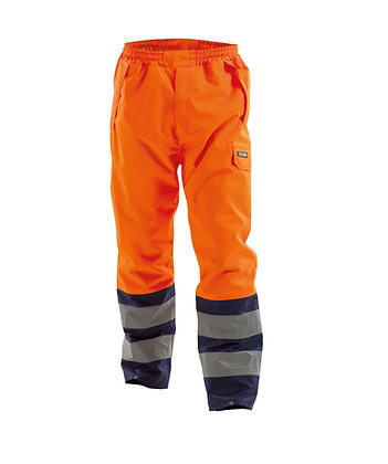 DASSY® SOLA High visibility waterproof work trousers