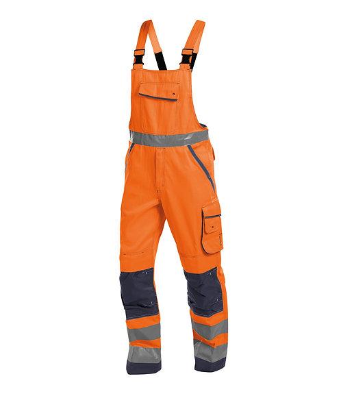 DASSY® MALMEDY High visibility brace overall with knee pockets