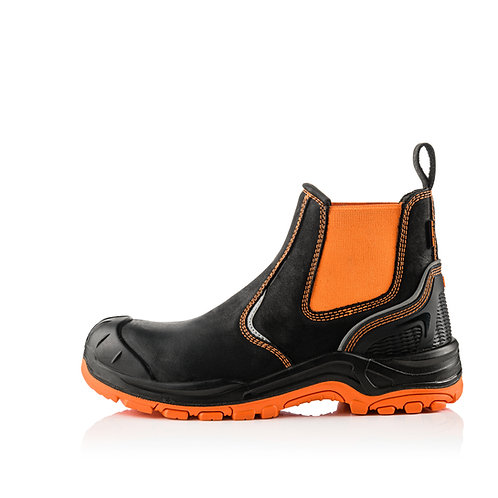Buckler Boots Buckz Viz Safety Dealer Boot