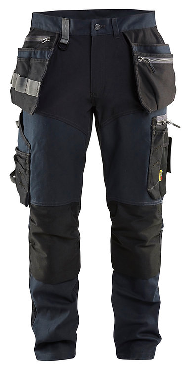 Blaklader 1599 CRAFTSMAN TROUSERS WITH STRETCH