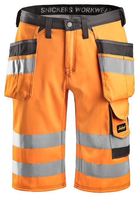 3033 High-Vis Holster Pocket Shorts, Class 1