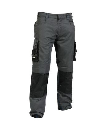 DASSY® NOVA Two-tone work trousers with knee pockets