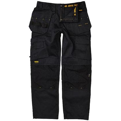 Pro-Tradesman Black Knee Pad Holster Trouser