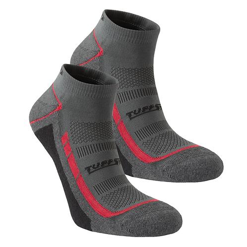 TuffStuff Elite Low Cut Sock Twin Pack