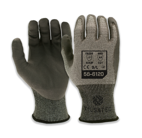 58-6120 Ultra-lightweight 18 gauge cut F bi-polymer foam glove (Pack of 12)