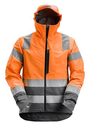 1330 AllroundWork, High-Vis WP Shell Jacket CL 3