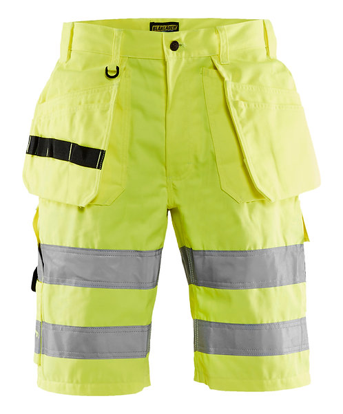 Blaklader 1535 HIGH VIS SHORTS