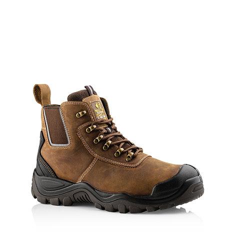 Buckler Boots HYB2BR Safety Hybridz Boot