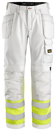 3234 Painters High-Vis Trousers, Class 1