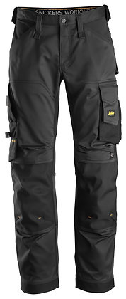 6351 AllroundWork, Stretch Loose Fit Work Trousers