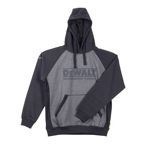 Stratford Grey Marl Hooded Sweatshirt