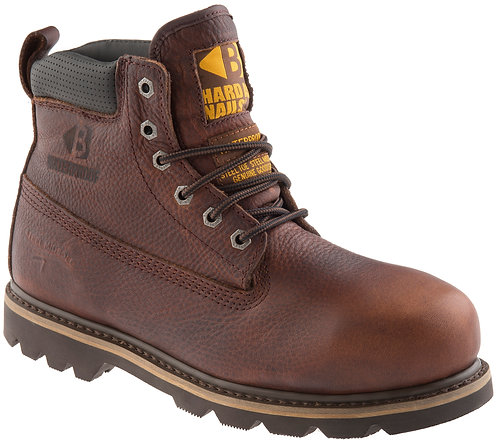 Buckler Boots B750SMWP Safety Lace Boot