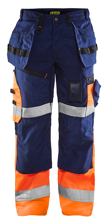 Blaklader 1508 HIGH VIS TROUSERS X1500