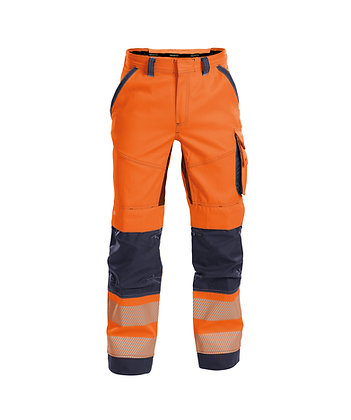 DASSY® ODESSA Summer high visibility trousers with knee pockets